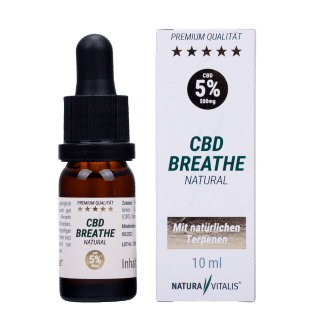CBD Breathe 5%